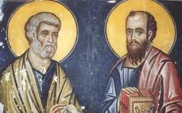 Svetkovina Petra i Pavla, središnja sveta misa u Petrovini