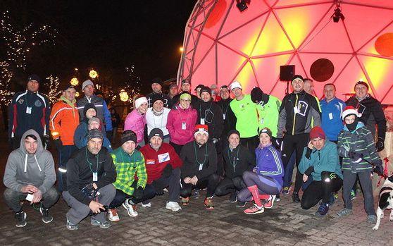 30-tak natjecatelja na premijernom izdanju noćnog trekkinga