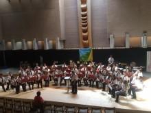 Puhački orkestar VZG Jastrebarsko stigao kući s brončanom nagradom