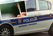 Photo of Sudar četiri vozila u D. Desincu, a kod vozača u Jaski drogica