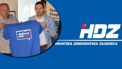 Photo of Andrej Krlin – novi šef jaskanskog HDZ-a?