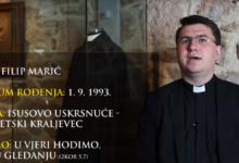 Photo of Filip Marić novi župni vikar u Jastrebarskom i Plešivici