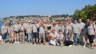 "Photo of Nastup KUD-a ""Lipa"" Slavetić na Ohridskom festivalu"