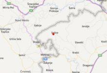 Photo of Slabiji potres u Žumberku