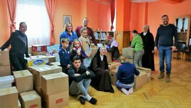 Photo of Uspješna humanitarna akcija karate klub Jastreb