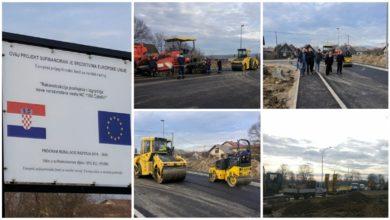 Photo of Radovi na prometnici u Čabdinu pri kraju   audio, foto