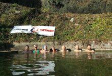Photo of Novogodišnji kupanac na svetojanskom bazenu | audio, foto, video