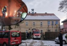 Photo of Brzom intervencijom vatrogasaca ugašen požar u Područnoj školi Cvetković
