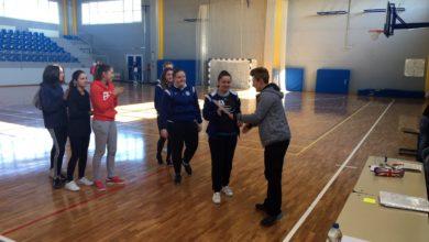 Photo of Ženska badmintonska ekipa SŠ Jastrebarsko na Državnom prvenstvo srednjih škola