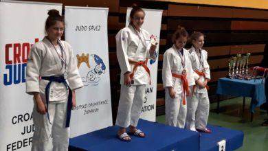 Photo of Nika Markulin judo prvakinja Hrvatske do 14 godina!   video