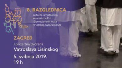 Photo of KUD 'Lipa' Slavetić sutra na 'Razglednici 8'