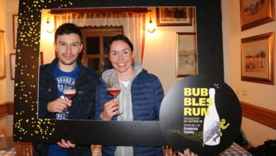 Photo of Bubbles run liga počela u humanitarnom znaku   audio, foto
