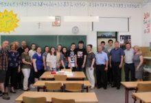 Photo of Gradski čelnici u posjeti školama i učenicima koji su sudjelovali na državnim natjecanjima