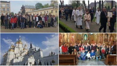 Photo of Uskršnje hodočašće Poljska – Ukrajina