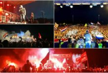 Photo of Marko Perković Thompson održao koncert u Klinča Selima   foto, audio, video