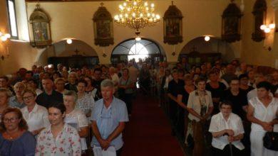 Photo of Održano svetojansko proštenje povodom blagdana svete Ane