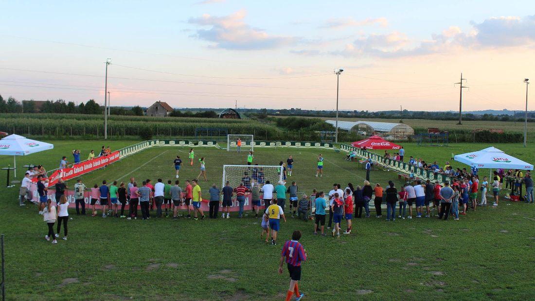 U subotu tradicionalni Cvetkovački nogometni turnir
