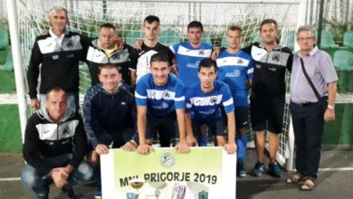 """Photo of 19. malonogometnu ligu """"Prigorje"""" osvojio MNK Gornja Zdenčina"""