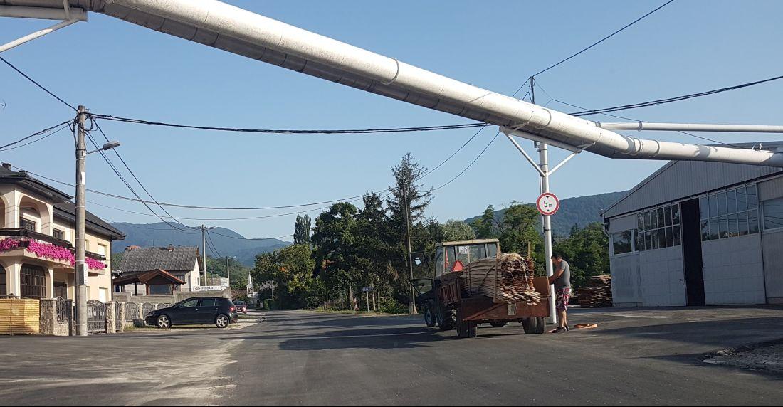 Počeli radovi na saniranju gradilišta i asfaltiranju prometnica u jaskanskim naseljima