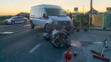 Photo of Tri prometne za vikend, u Donjem Desincu ozlijeđen motociklist