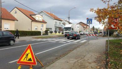 Photo of Donja Jaska postala gradilište, na snazi posebna regulacija prometa