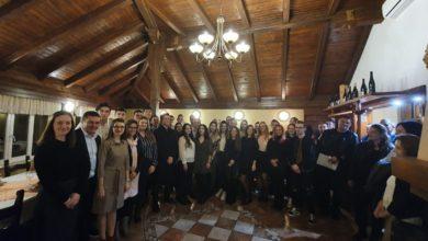 Photo of Potpisani Ugovori s ovogodišnjim gradskim stipendistima