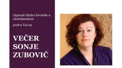Photo of U petak u Glazbenoj školi 'Večer Sonje Zubović'