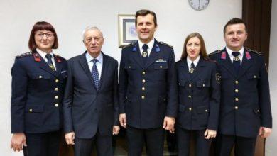 Photo of Županu Kožiću uručena povelja počasnoga člana DVD-a Petrovina