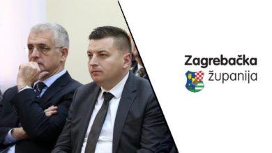 Photo of Mato Čičak na čelu Skupštine Zagrebačke županije