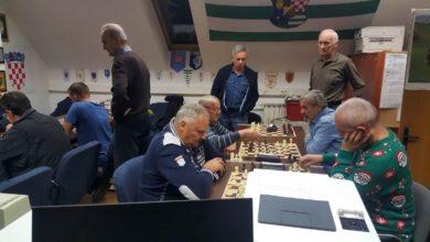 Photo of Održan tradicionalni božićni brzopotezni šahovski turnir