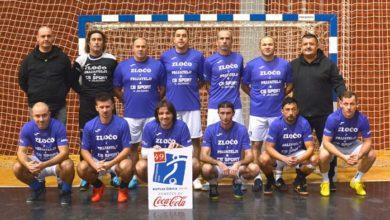 Photo of 'Zloćo i prijatelji' u osmini finala veteranskog turnira na 'Kutiji šibica'