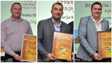 Photo of BIJELI GROZD | Nagrađene i tri vinarije iz našeg kraja