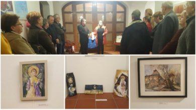 Photo of U Jaski otvorena izložba likovnih radova Udruge vizualnih umjetnika VEDUTA | audio