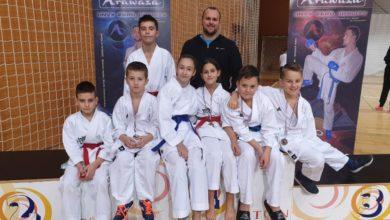 Photo of Karatistima osam medalja u Međimurju
