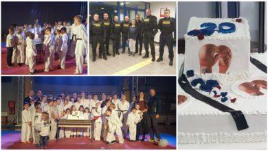 Photo of Spektakularnom svečanošću Karate klub Jastreb proslavio 20. rođendan | foto, audio