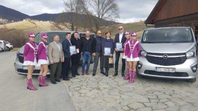 Photo of Sportska zajednica sada ima dva kombija za prijevoz sportaša na treninge i natjecanja
