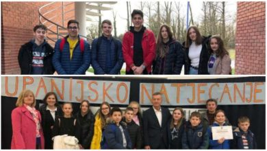 Photo of Drugo i treće mjesto jaskanskih matematičara na Županijskim natjecanjima