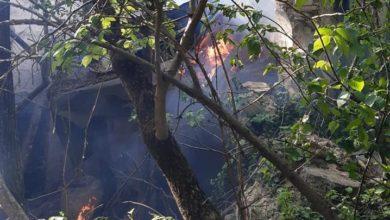 Photo of Izgorio objekt u Vlaškovcu, požar nastao nesmotrenim spaljivanjem korova