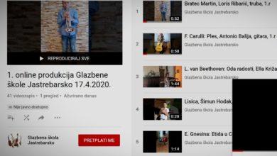 Photo of Pogledajte koncert učenika Glazbene škole Jastrebarsko | VIDEO