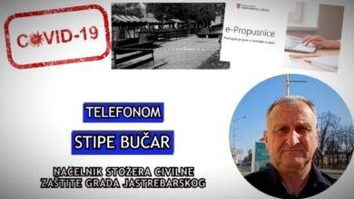 Photo of Stipe Bučar o e-propusnicama, zelenoj tržnici na Strossu, ribičima, lovcima i korona situaciji u Jastrebarskom
