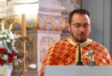 Photo of Otac Marjan Jeftimov, upravitelj grkokatoličke župe Preobraženja Gospodnjeg u Jastrebarskom
