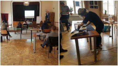 Photo of Posjetili smo Centar za kulturu gdje su nastavljene pripreme za maturu i tečaj krojenja i šivanja